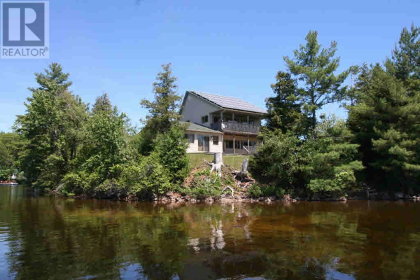 461 DOYLES ISLAND, SHARBOT LAKE