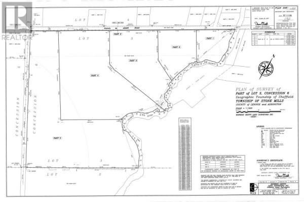 0 Adair Road RD # Lot C, Stone Mills