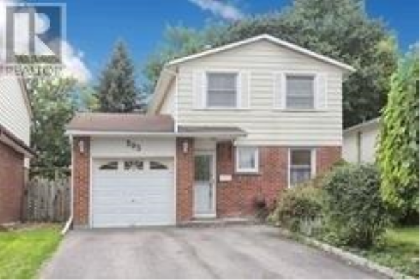 203 THOMS CRES, Newmarket
