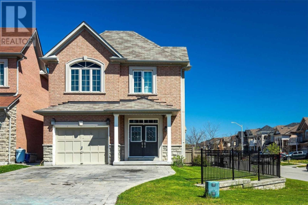 58 SAND VALLEY ST, Vaughan