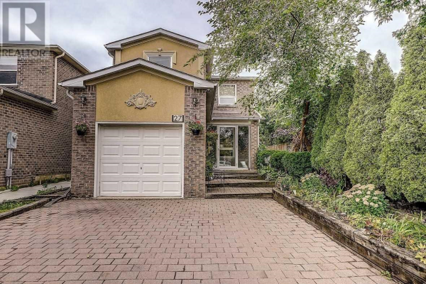 27 CONSTELLATION CRES, Richmond Hill