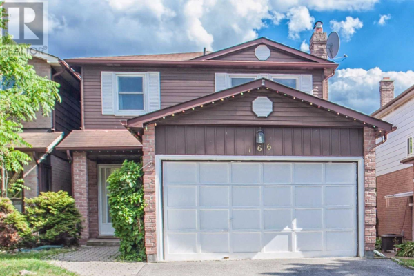 166 STEPHENSON CRES, Richmond Hill