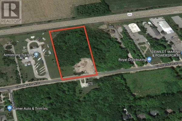 1882 COMMERCE PARK DR, Innisfil