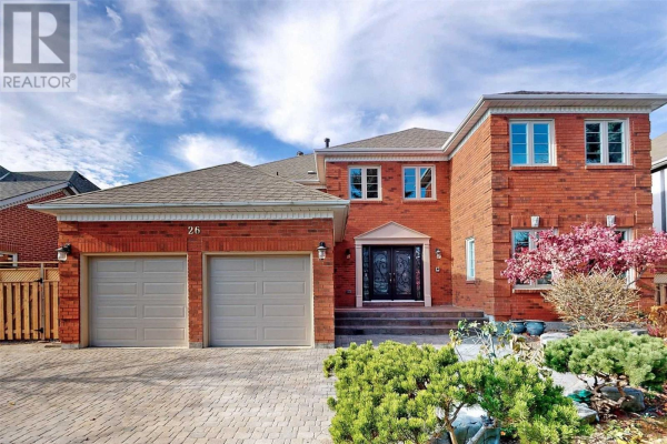 26 HILLHURST DR, Richmond Hill