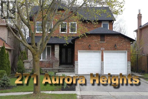 271 AURORA HEIGHTS DR, Aurora
