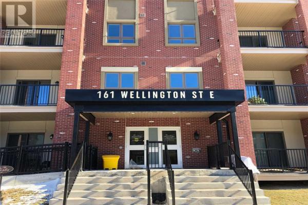 #110 -161 WELLINGTON ST E, New Tecumseth