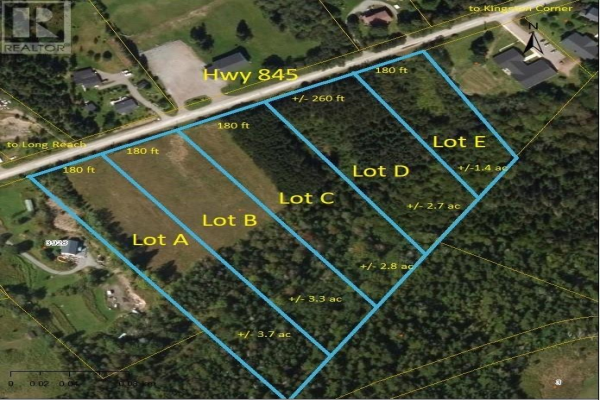 Lot D Route 845, Kingston
