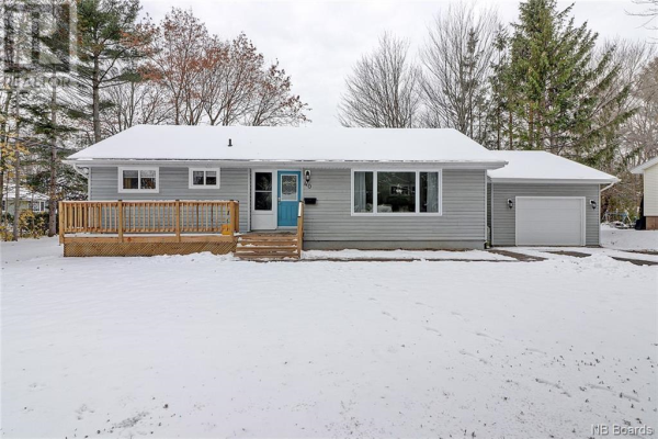 40 Floral Avenue, Fredericton