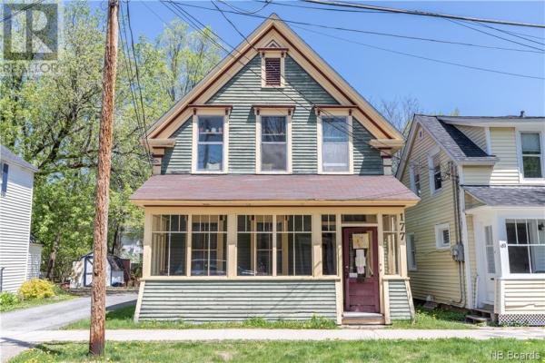 177-179 Charlotte Street, Fredericton