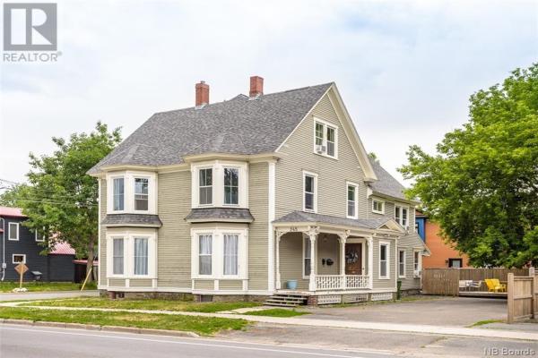 245 York Street, Fredericton