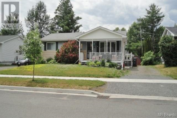 55 Wilcox Street, Fredericton