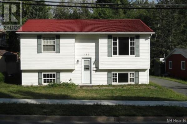 115 Canada Street, Fredericton