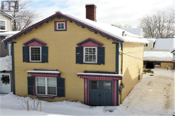212 Saint John Street, Fredericton