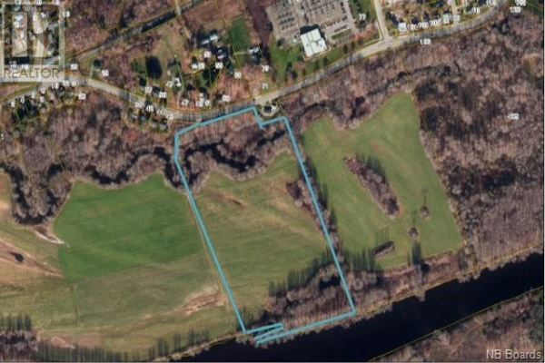 Lot Canada Street - Intervale Land, Fredericton