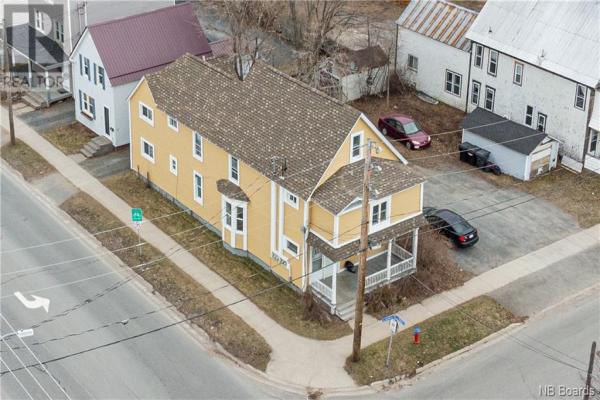 101-103 Aberdeen Street, Fredericton