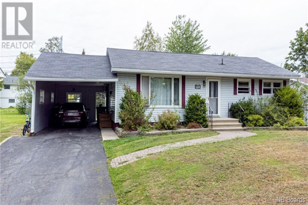 169 Coventry Crescent, Fredericton