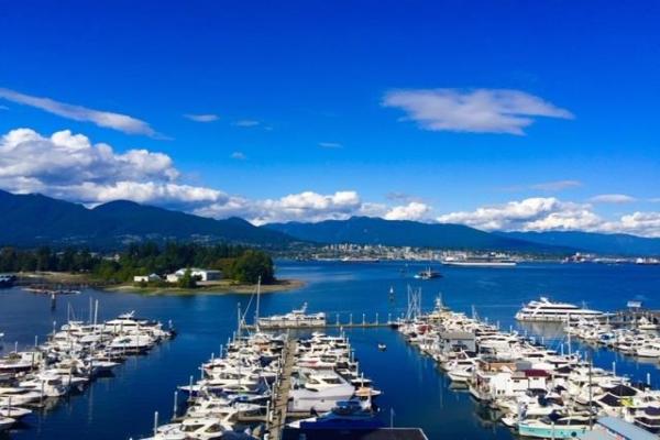 902 590 NICOLA STREET, Vancouver