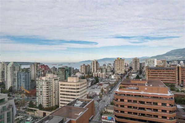 PH4 1189 HOWE STREET, Vancouver