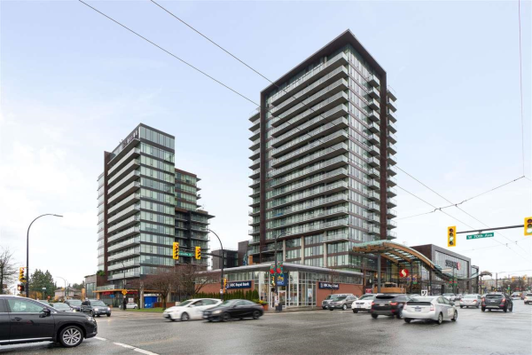 1602 8555 GRANVILLE STREET, Vancouver