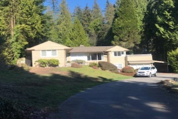 533 HADDEN DRIVE, West Vancouver