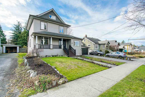 720 FOURTH STREET, New Westminster