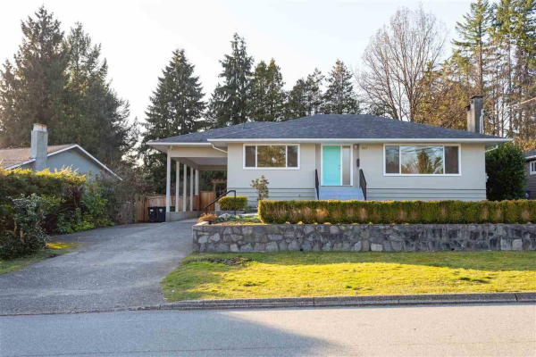 927 FAIRFIELD ROAD, North Vancouver