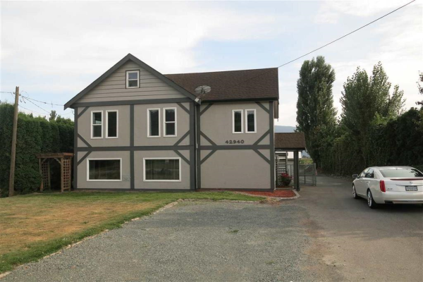 42940 ADAMS ROAD, Chilliwack