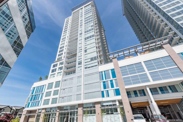 2509 988 QUAYSIDE DRIVE, New Westminster