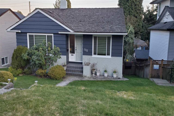 110 GLOVER AVENUE, New Westminster