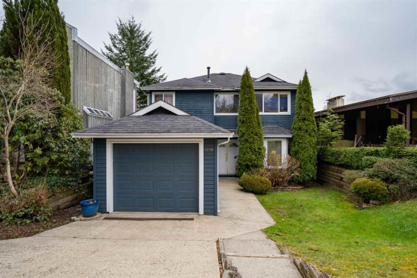 1210 BEAUFORT ROAD, North Vancouver