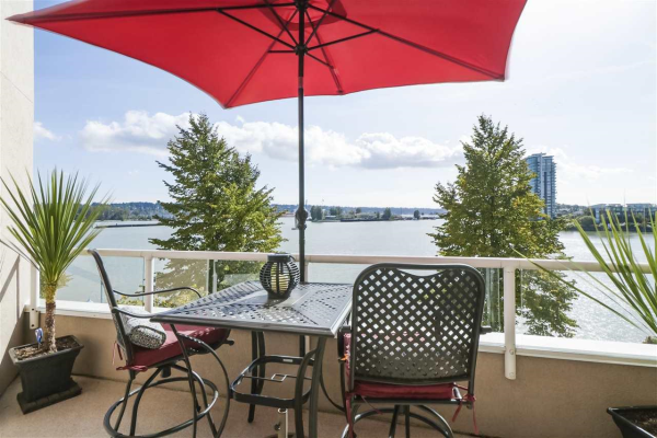 420 1150 QUAYSIDE DRIVE, New Westminster