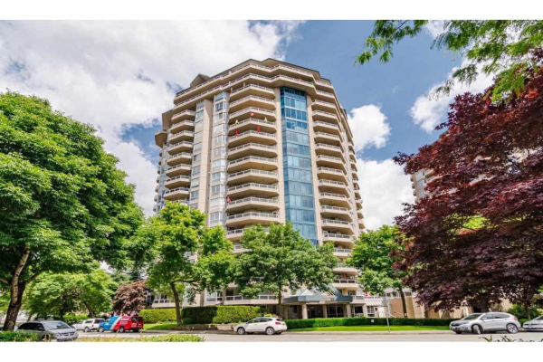 802 1245 QUAYSIDE DRIVE, New Westminster