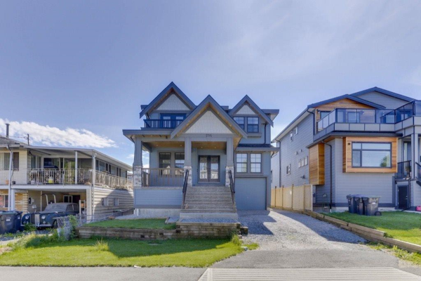 214 HOWES STREET, New Westminster