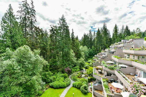 606 1500 OSTLER COURT, North Vancouver