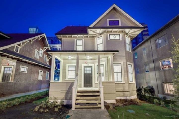 408 EIGHTH STREET, New Westminster
