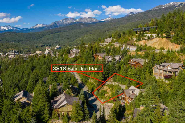 3818 SUNRIDGE PLACE, Whistler