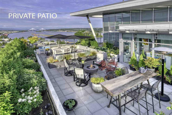 PH2 200 NELSONS CRESCENT, New Westminster