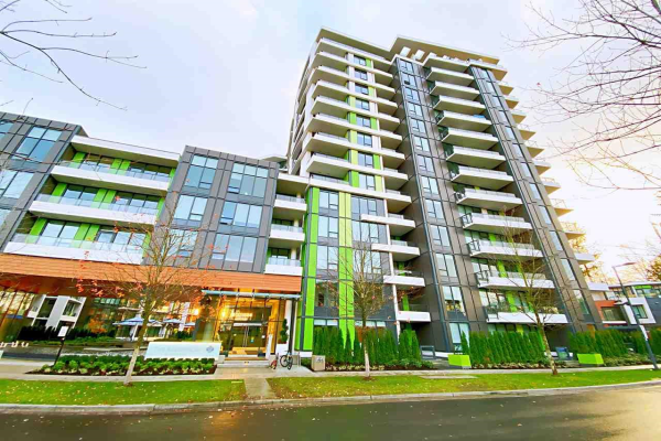 802 3533 ROSS DRIVE, Vancouver