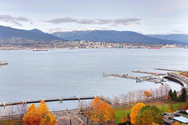 1804 1205 W HASTINGS STREET, Vancouver