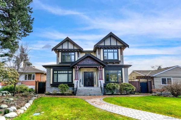 6922 LAUREL STREET, Vancouver