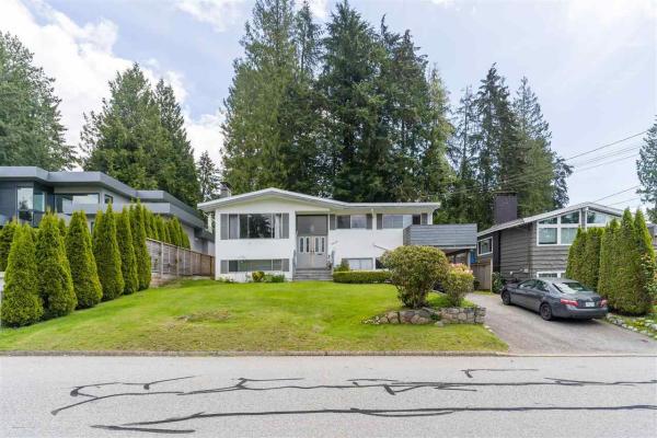 4578 HIGHLAND BOULEVARD, North Vancouver