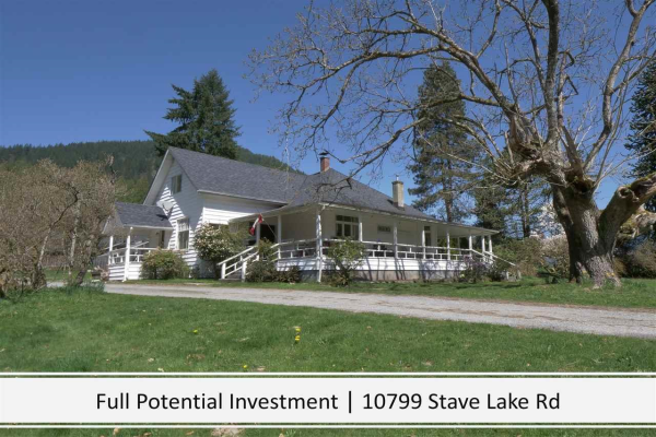 10799 STAVE LAKE ROAD, Mission