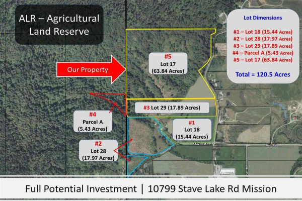 LOT 29 10799 STAVE LAKE ROAD, Mission