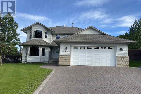 3022 CHRISTOPHER CRESCENT, Prince George