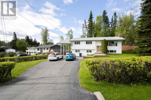 3523 WILLOWDALE DRIVE, Prince George