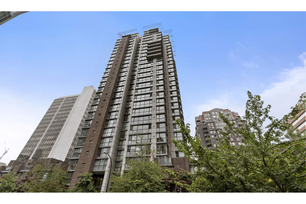807 1068 HORNBY STREET, Vancouver