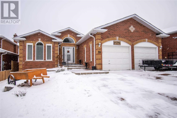 55 LAYTON CRES, Barrie