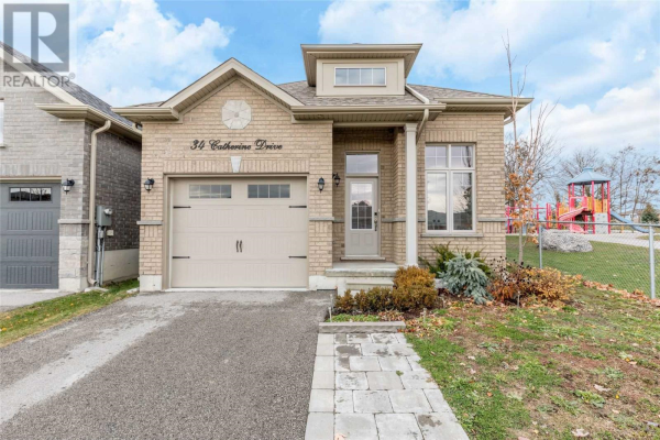 34 CATHERINE DR, Barrie
