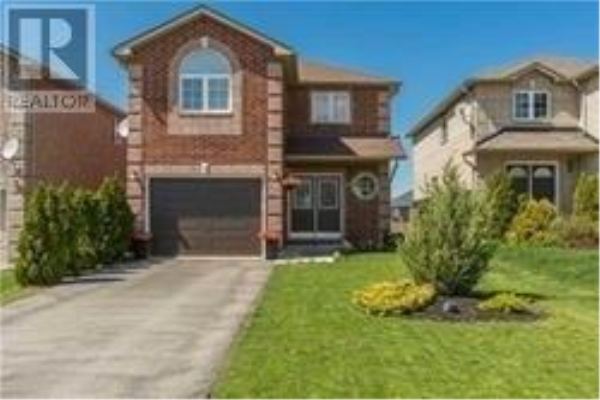 86 COURTNEY CRES, Barrie