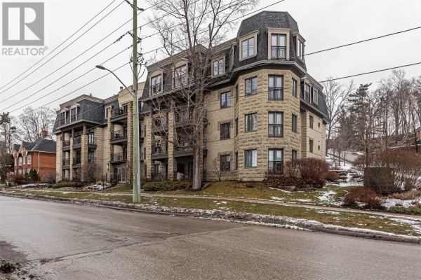#401 -200 COLLIER ST, Barrie